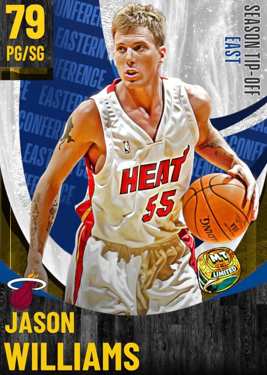 79 Jason Williams | undefined