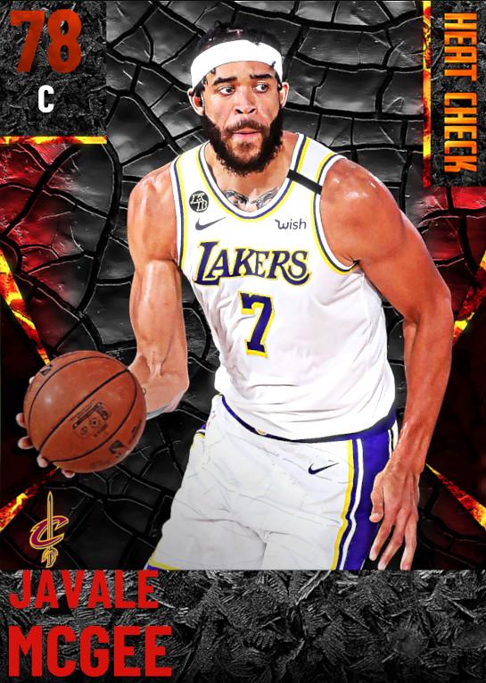 78 JaVale McGee | Cleveland Cavaliers