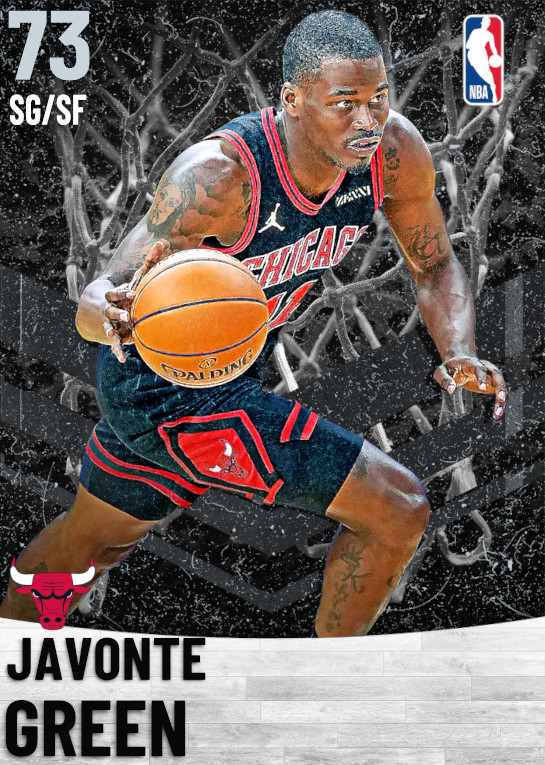 73 Javonte Green   Chicago Bulls