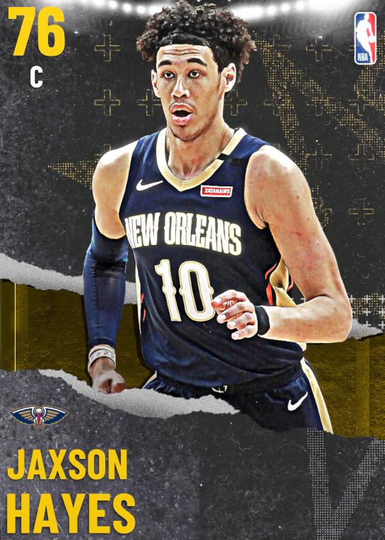 76 Jaxson Hayes   undefined