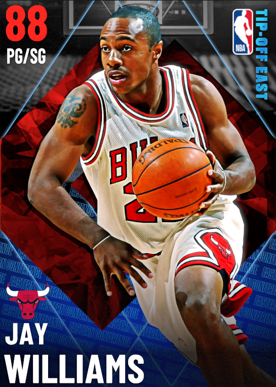88 Jay Williams | undefined