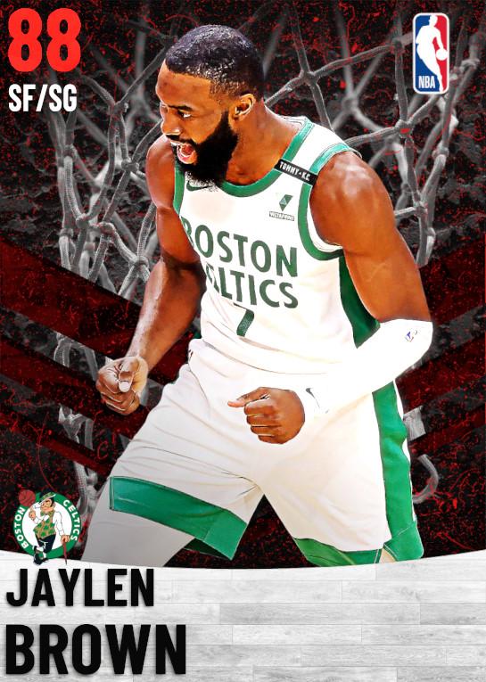 88 Jaylen Brown   Boston Celtics