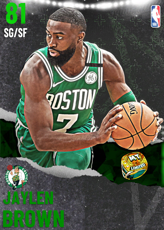 81 Jaylen Brown | undefined