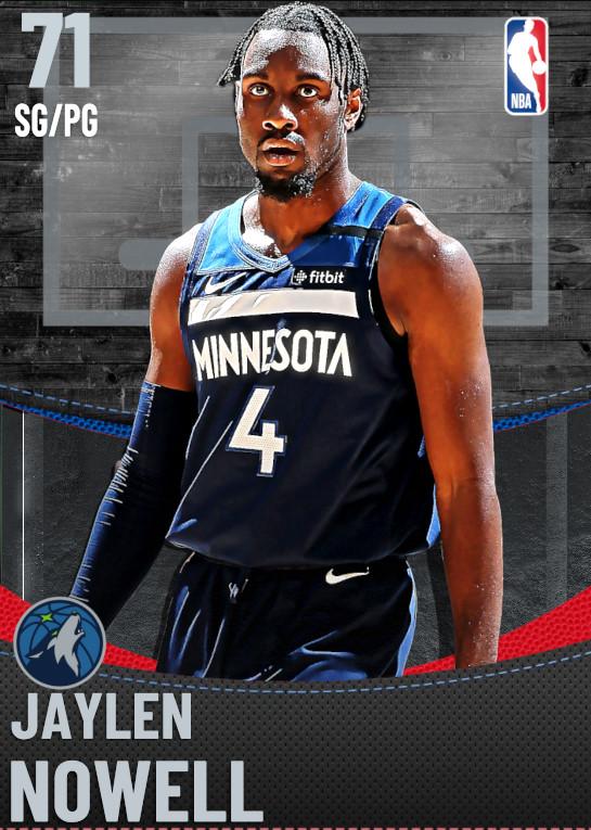 71 Jaylen Nowell | undefined