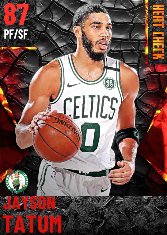 87 Jayson Tatum | Boston Celtics