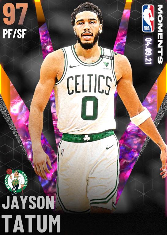 97_Jayson Tatum_Boston Celtics