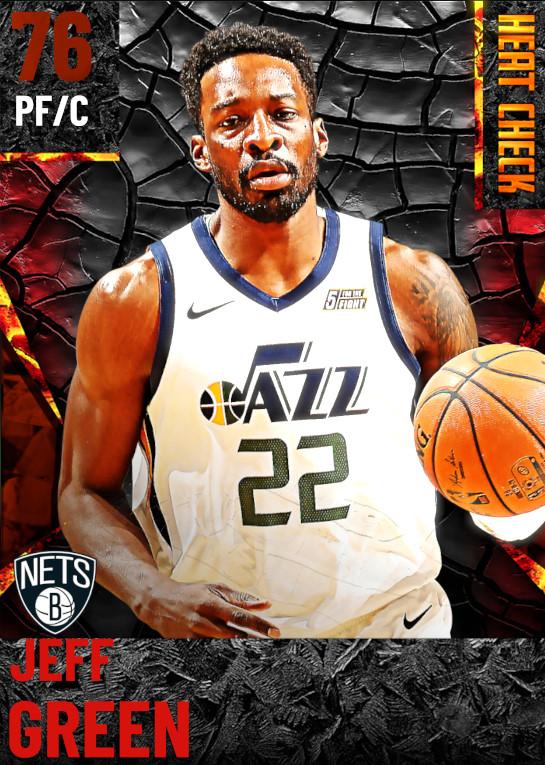 76 Jeff Green | Brooklyn Nets