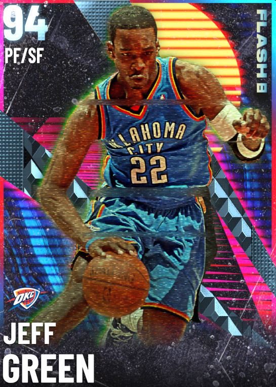 94 Jeff Green | Flash 8