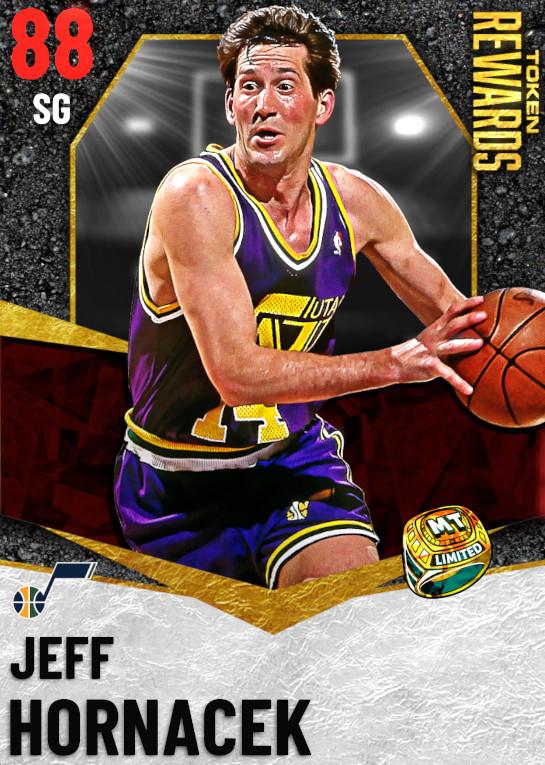 88 Jeff Hornacek | undefined