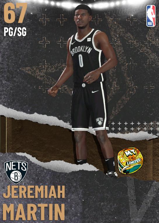 67 Jeremiah Martin | undefined