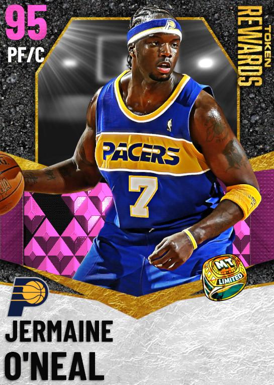95 Jermaine O'Neal | undefined