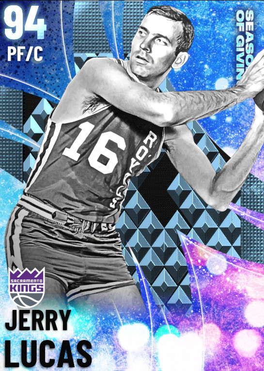 94 Jerry Lucas | undefined