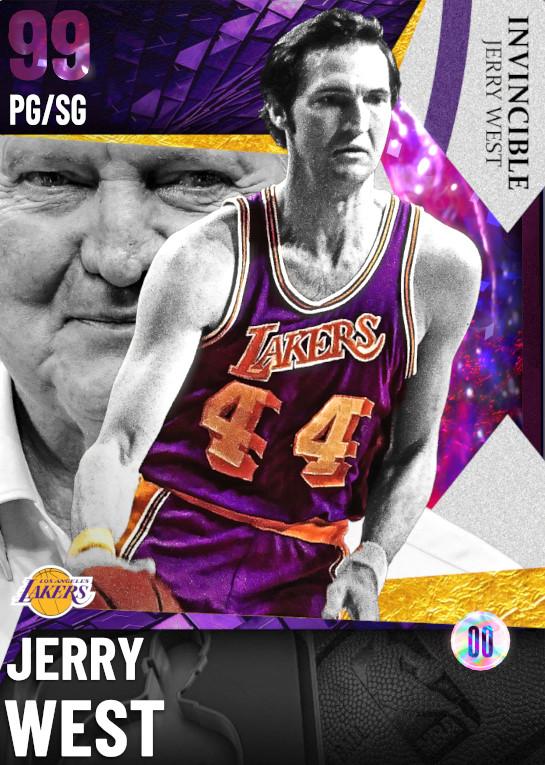 99 DARK MATTER Jerry West