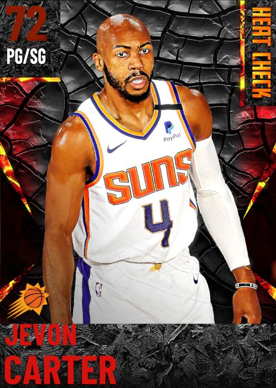 72 Jevon Carter | Phoenix Suns
