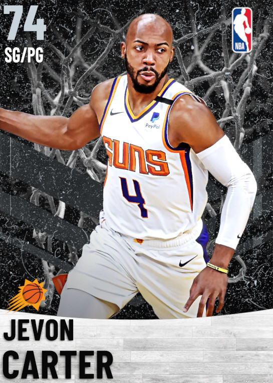 74 Jevon Carter   Phoenix Suns
