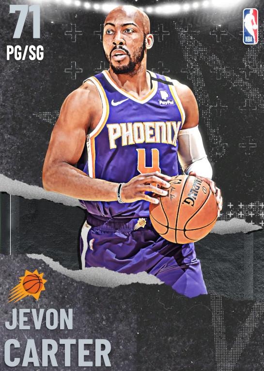 71 Jevon Carter | undefined