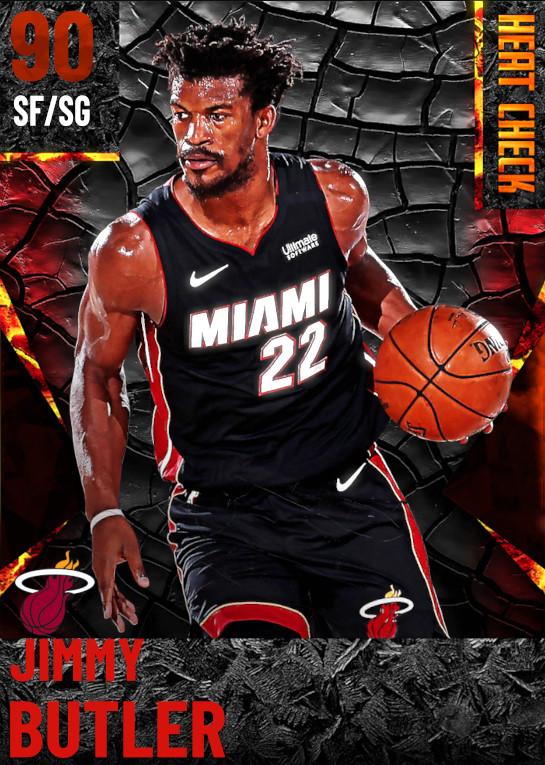 90 Jimmy Butler | Miami Heat