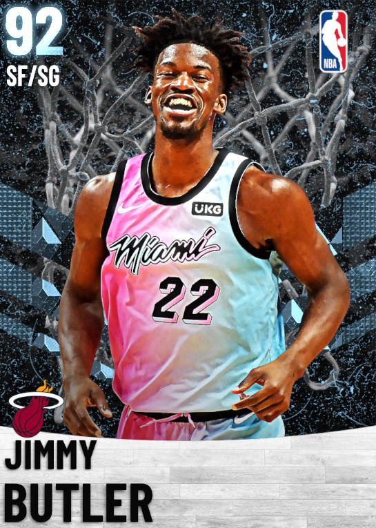 92 Jimmy Butler   Miami Heat