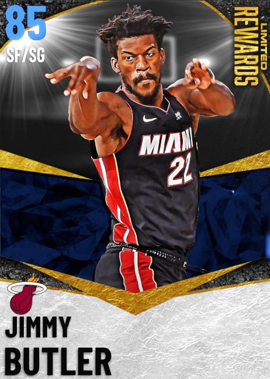 85 Jimmy Butler | Limited Rewards Finals