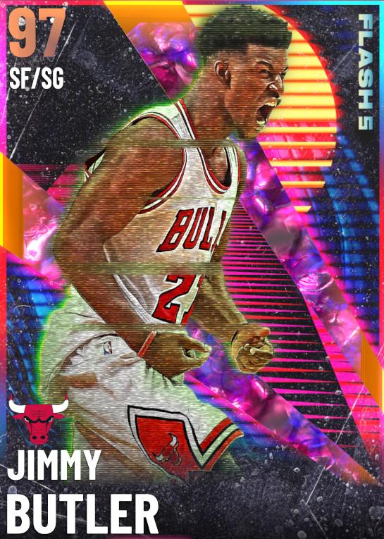 97 Jimmy Butler | undefined