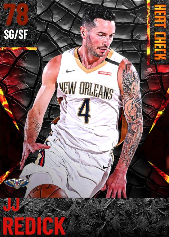 78 JJ Redick | New Orleans Pelicans