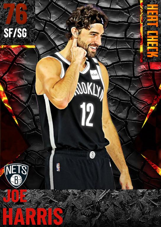 76 Joe Harris | Brooklyn Nets