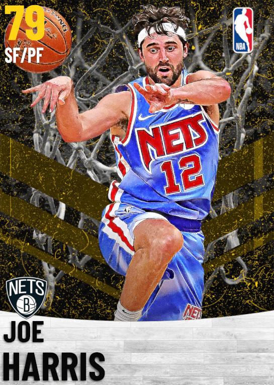 79 Joe Harris   Brooklyn Nets