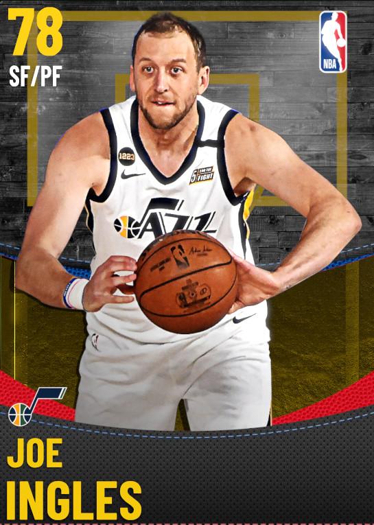 78 Joe Ingles | Utah Jazz