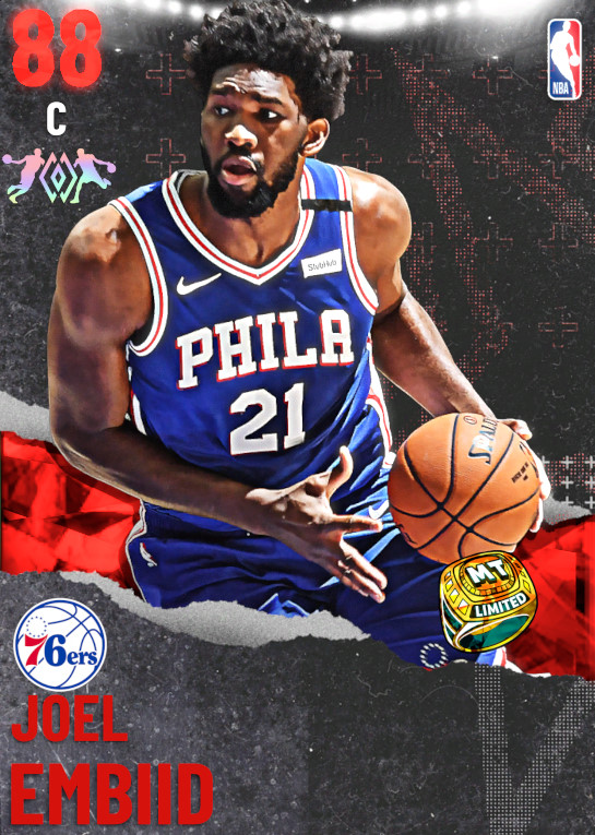 88 Joel Embiid | undefined