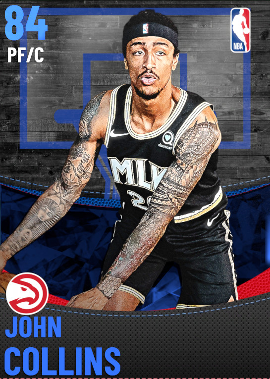 84 John Collins | undefined