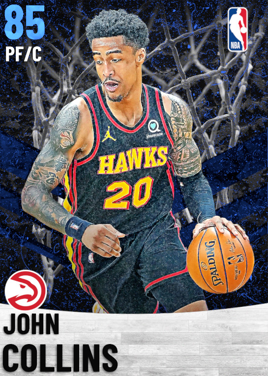 85 John Collins   Atlanta Hawks