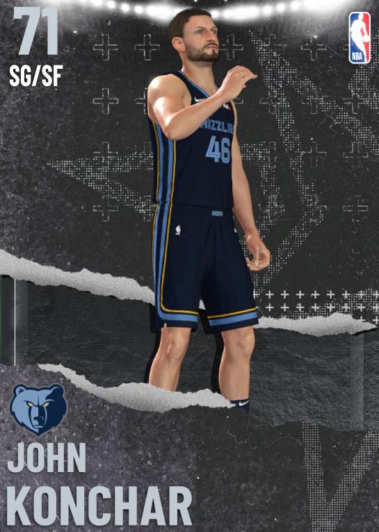 71 John Konchar   undefined