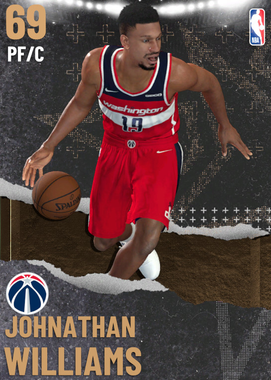 69 Johnathan Williams | undefined