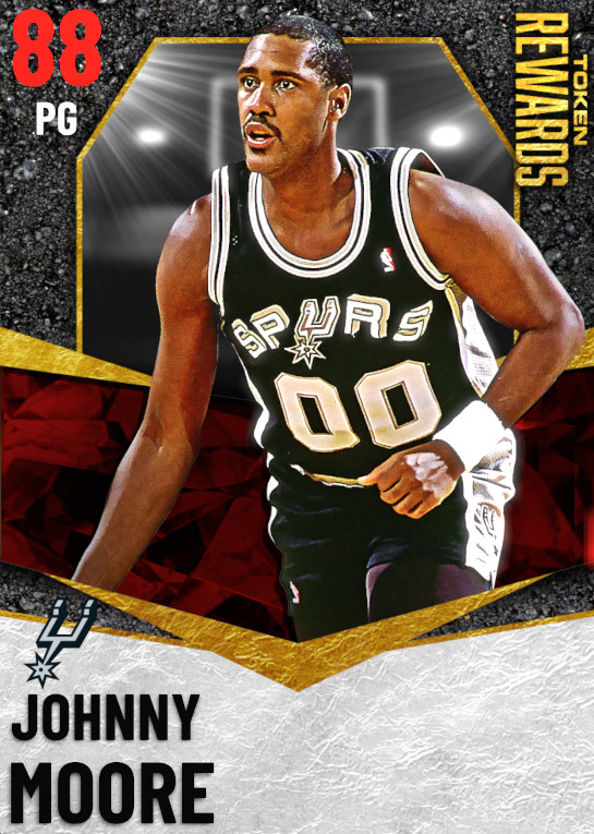 88 Johnny Moore | undefined