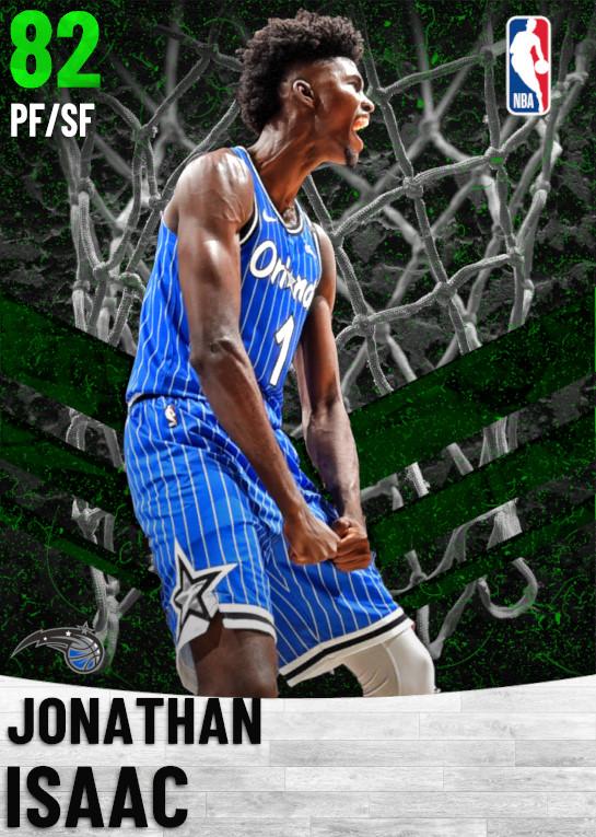 82 Jonathan Isaac   Orlando Magic