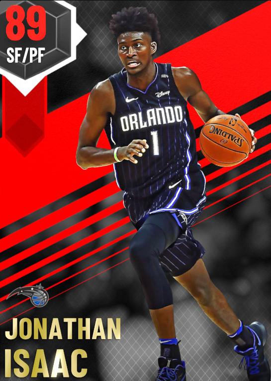 89 Jonathan Isaac | undefined