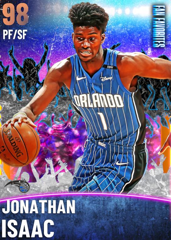 OPAL Jonathan Isaac (98)