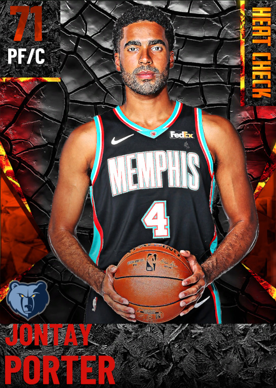 71 Jontay Porter | Memphis Grizzlies