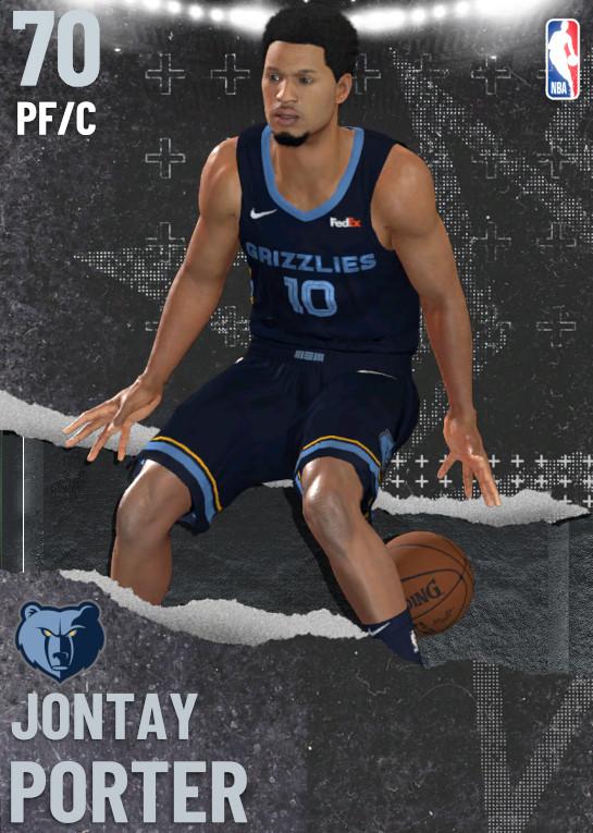 70 Jontay Porter   undefined