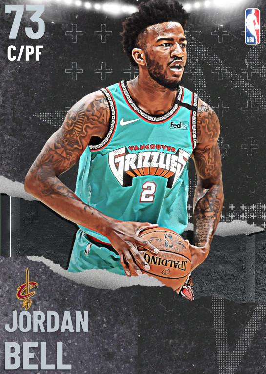 73 Jordan Bell | undefined