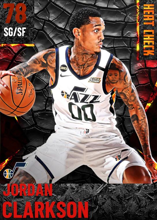 78 Jordan Clarkson | Utah Jazz