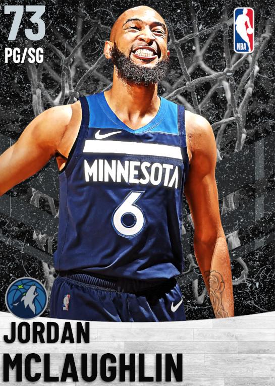 73 Jordan McLaughlin   Minnesota Timberwolves