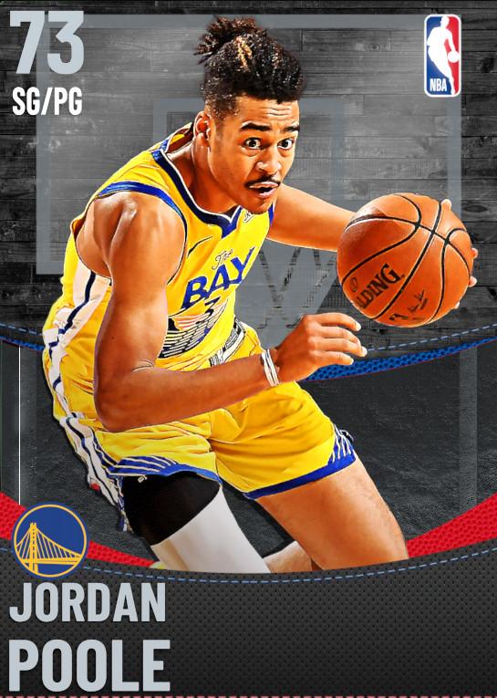73 Jordan Poole | Golden State Warriors