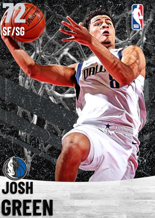 72 Josh Green   Dallas Mavericks