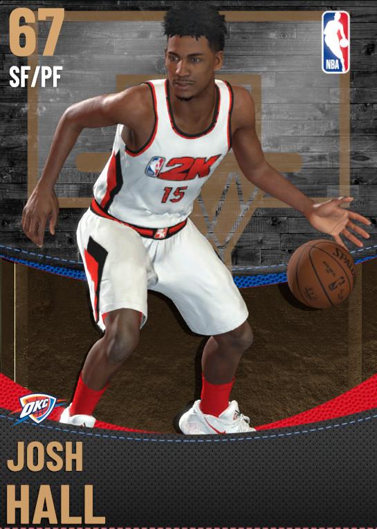 67 Josh Hall | undefined