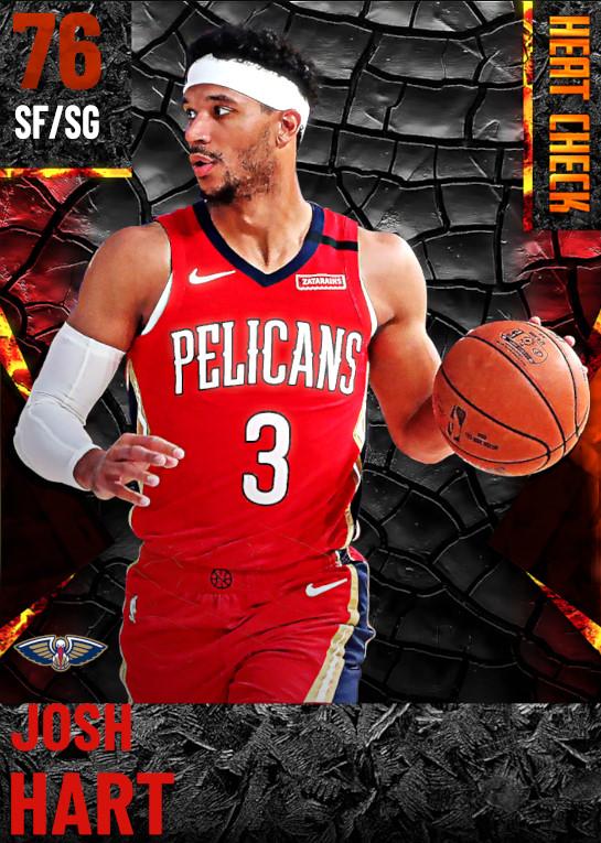 76 Josh Hart | New Orleans Pelicans