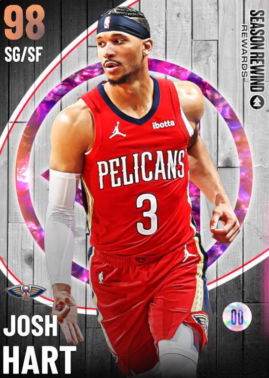 98 Josh Hart   undefined
