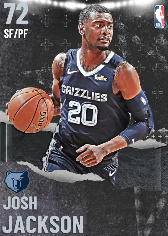 72 Josh Jackson   undefined
