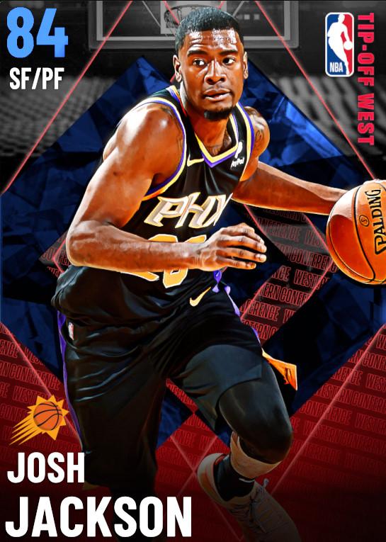 84 Josh Jackson   Season 2 Tip Off  West