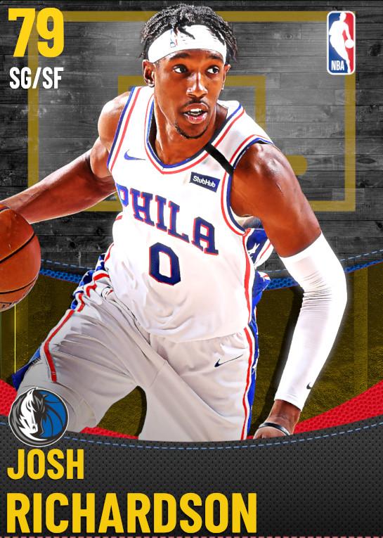 79 Josh Richardson | Dallas Mavericks